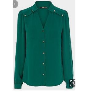 Lycra Top Green